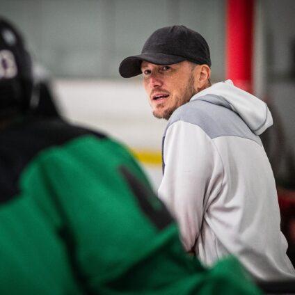 Coach Scott Brokaw