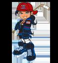 Fury AAA Hockey Logo