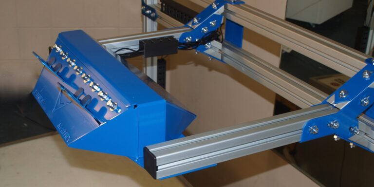 Stride Matrix Laser Manifold and Structure